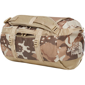 The North Face Base Camp Duffelilaukku XS, moab khaki woodchip camo desert print/twill beige